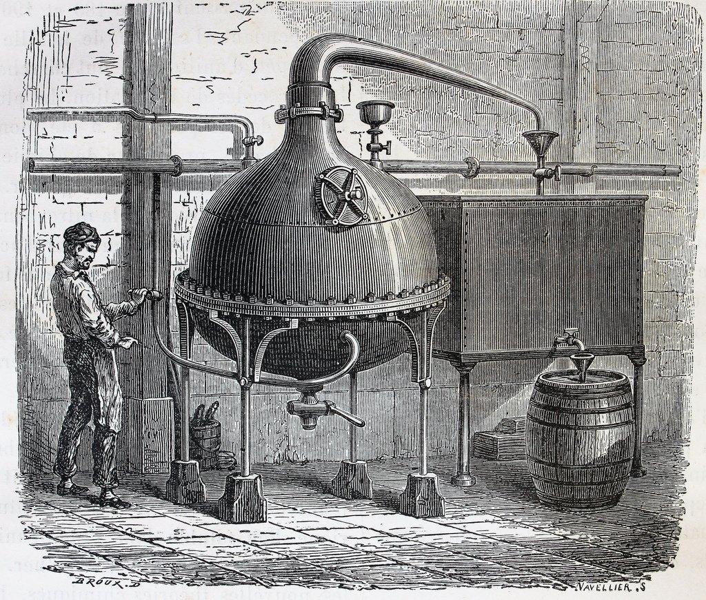 Storia del Gin