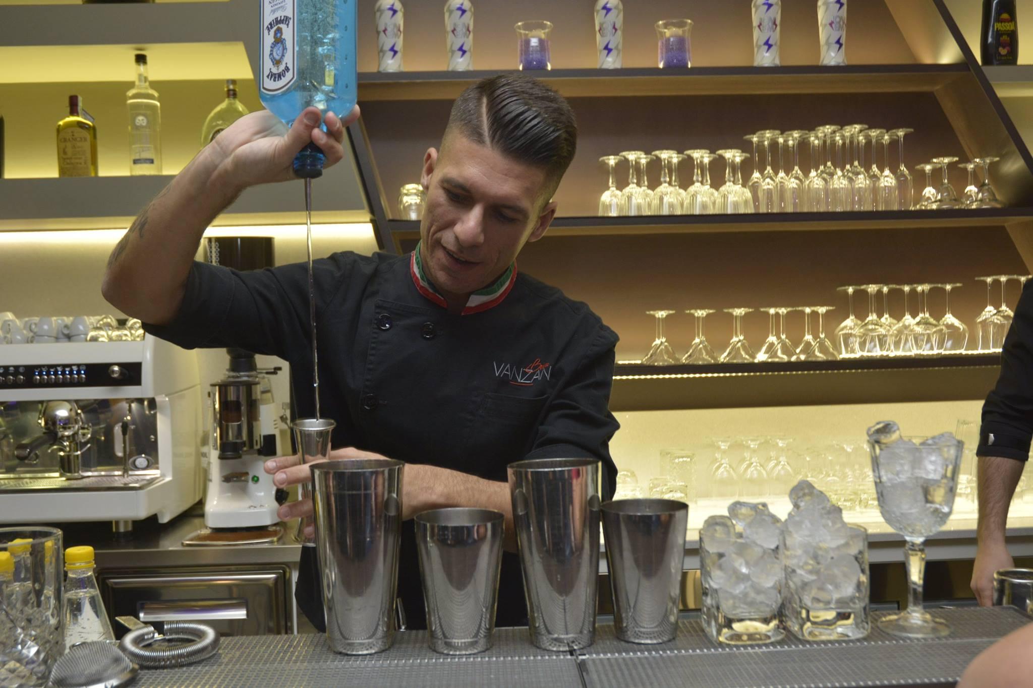 Bruno Vanzan: intervista ad uno dei migliori barman del mondo!
