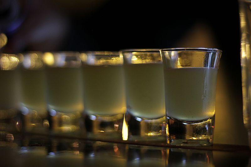 Shot o shottini: le ricette migliori